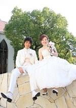花嫁様のアルバム